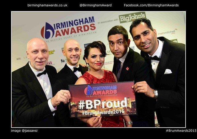 Birmingham Awards 2016